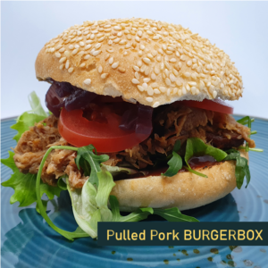 Burger Box Bausatz Hof Viehbrook Kochkurs Mels Restaurant
